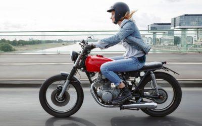 Permis moto : ce qui change au 1er mars